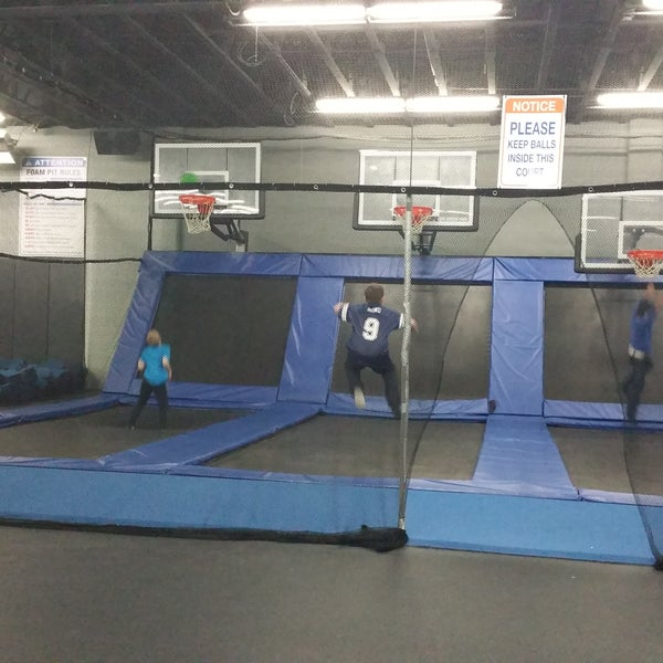 Springs Trampoline Park Waiver: The WAIRhouse Trampoline Park