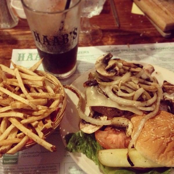 Foto diambil di Haab's Restaurant oleh elena l. pada 7/1/2013
