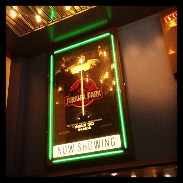 Photo taken at AMC Loews Palisades Center 21 by Raphael V. on 4/6/2013