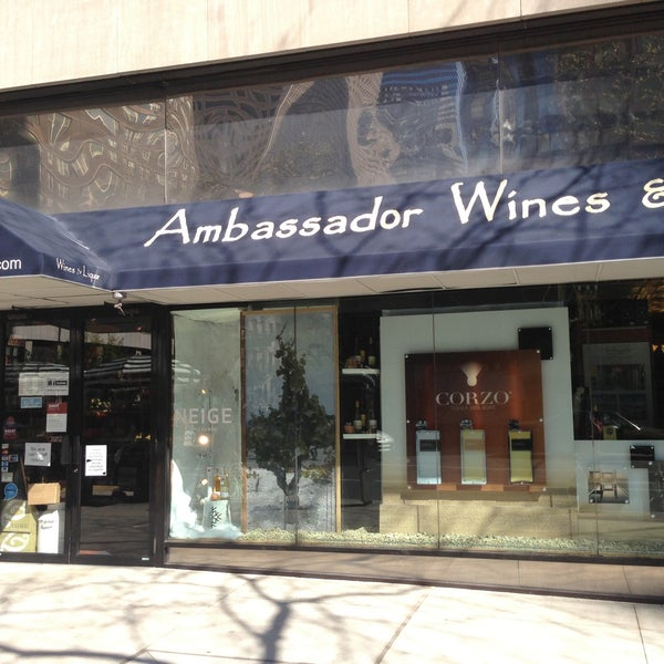 Photo taken at Ambassador Wines & Spirits by Steven B. on 4/27/2013