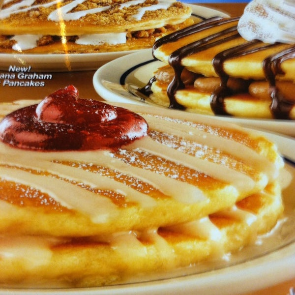 Can You Get Food To Go At Ihop