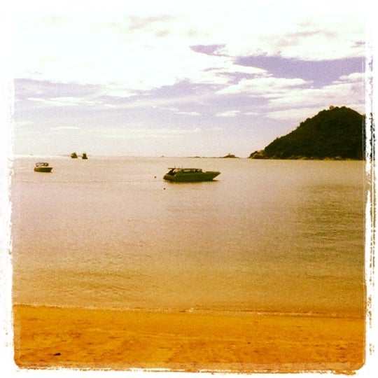 Photo taken at Santhiya Resort And Spa Koh Phangan by Zita C. on 10/7/2012