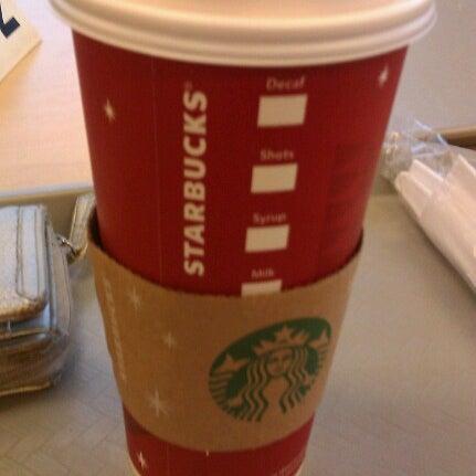 Starbucks Coffee Shop In Ames