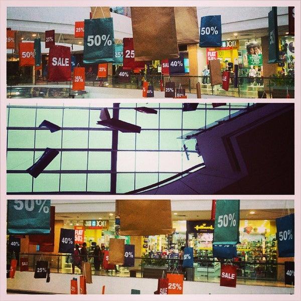 Photo taken at Kumar Pacific Mall by Satyajeet S. on 8/18/2013