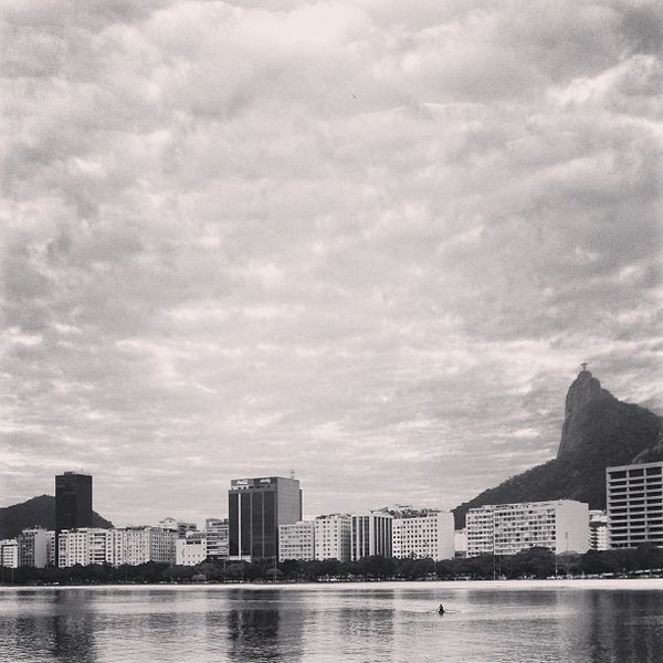 Photo taken at Flamengo Park by Alex F. on 7/3/2013