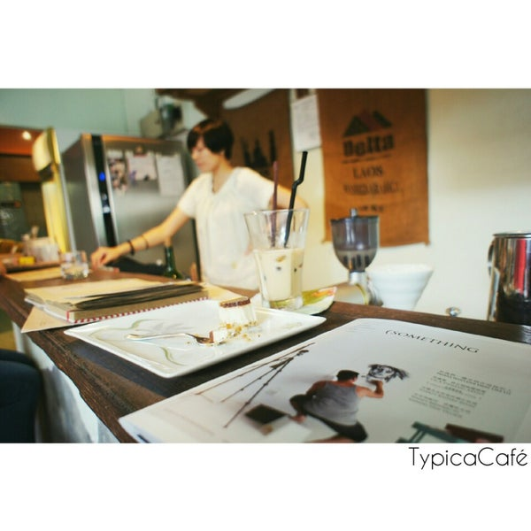 Photo taken at Typica Café by Sushii X. on 5/7/2014