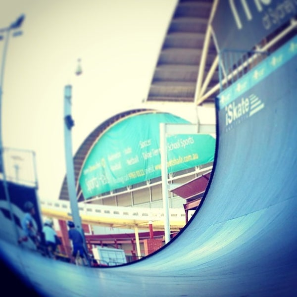Photo Taken At Monster Skatepark By Andy C On 5 25 2013