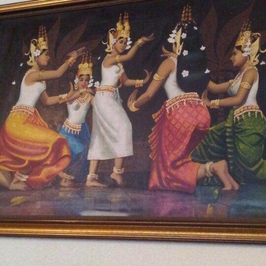 Photo taken at Battambang by Dilek T. on 12/1/2012