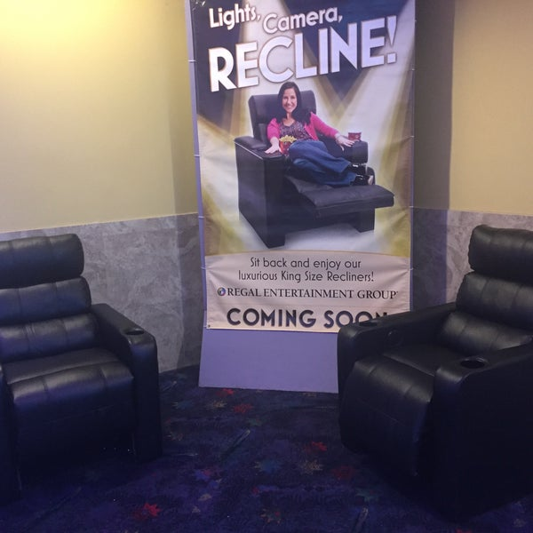 Photo taken at Regal Cinemas Simi Valley Civic Center 16 u0026&; IMAX by Mark C : regal king size recliners - islam-shia.org