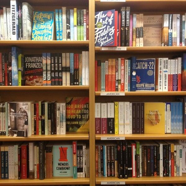 Photo taken at McNally Jackson Books by Christina C. on 1/29/2013