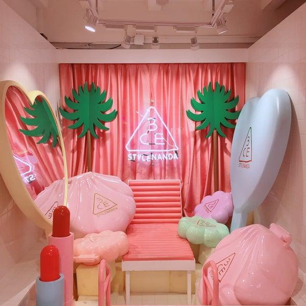 photo taken at stylenanda pink hotel bangkok by bigbee p on 1217