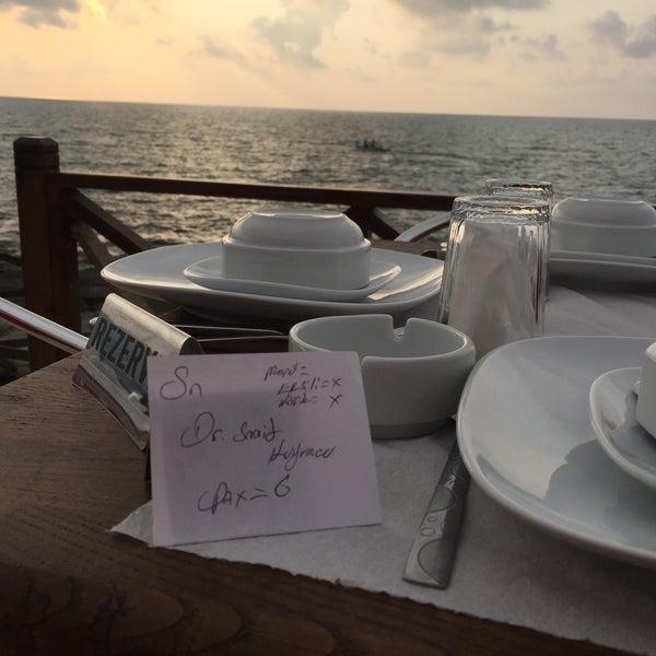 6/24/2016 tarihinde Meryem P.ziyaretçi tarafından Taçmahal Et Balık Restorant'de çekilen fotoğraf
