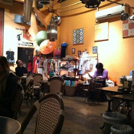 Photo taken at Casbah Café by Natalia C. on 11/3/2012
