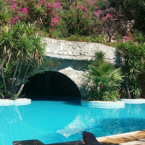 9/17/2016 tarihinde Pamukkale C.ziyaretçi tarafından Paradise Garden Butik Hotel'de çekilen fotoğraf
