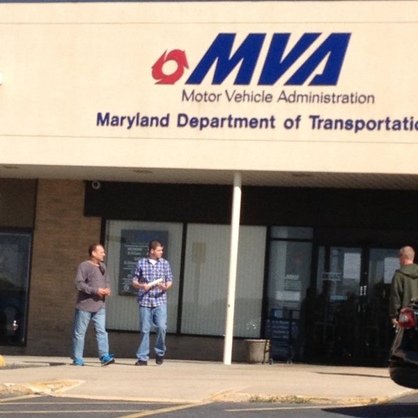 maryland motor vehicle administration mva 1338a