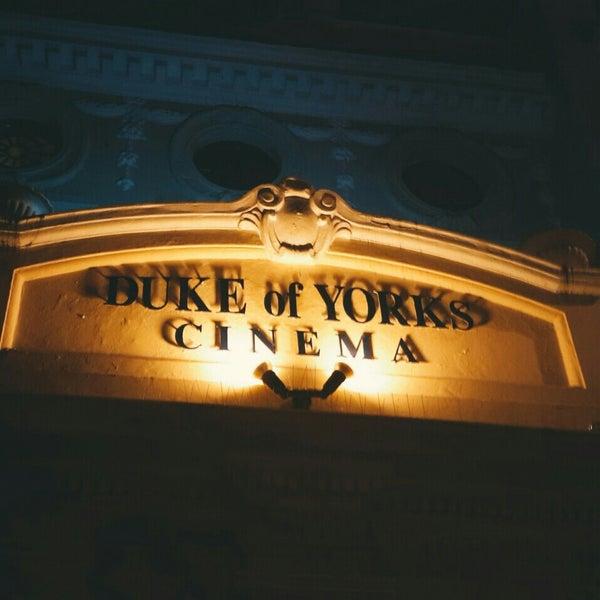Photo prise au Duke of York's Picturehouse par Fulya P. le9/6/2015