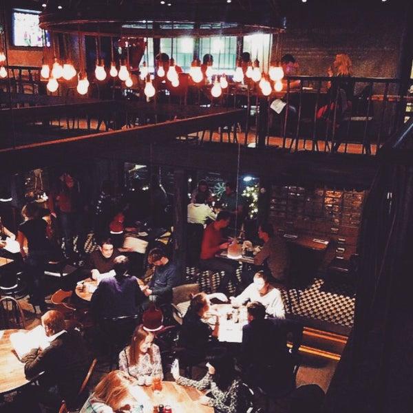 Photo taken at Haggis Pub & Kitchen by Yulia K. on 3/28/2015
