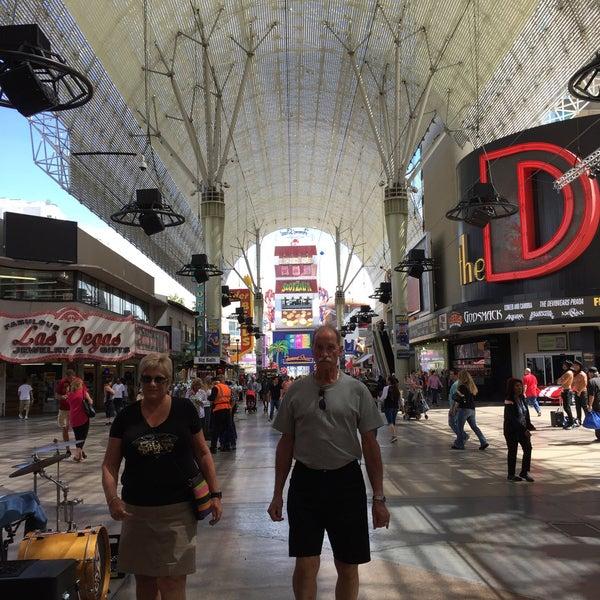 Photo taken at Downtown Las Vegas by Pubtime B. on 4/6/2017