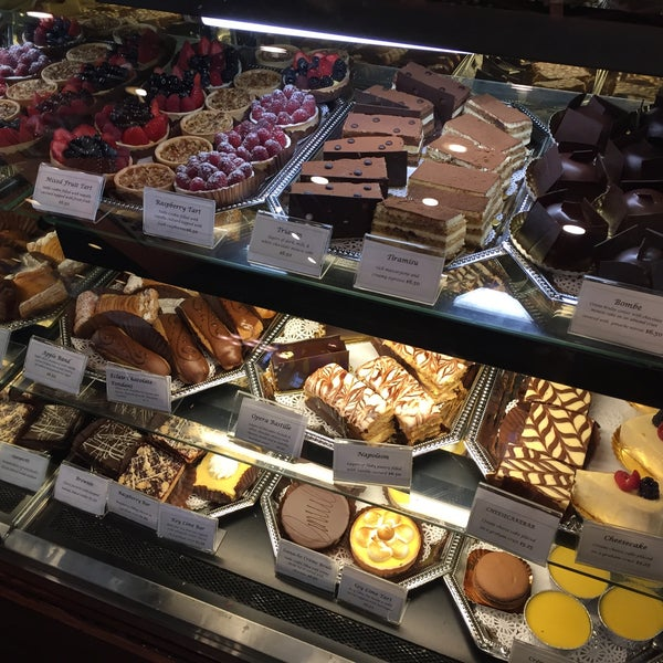 Photo taken at Main Street Bistro and Bakery by Rafael Q. on 3/1/2016