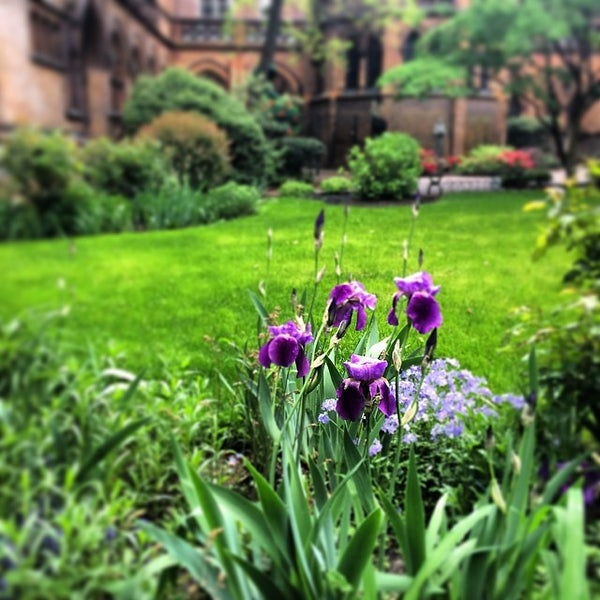 Photo taken at Church of the Holy Trinity (Episcopal) by Dominic G. on 5/16/2014