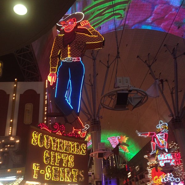 Photo taken at Downtown Las Vegas by Dee S. on 10/13/2013