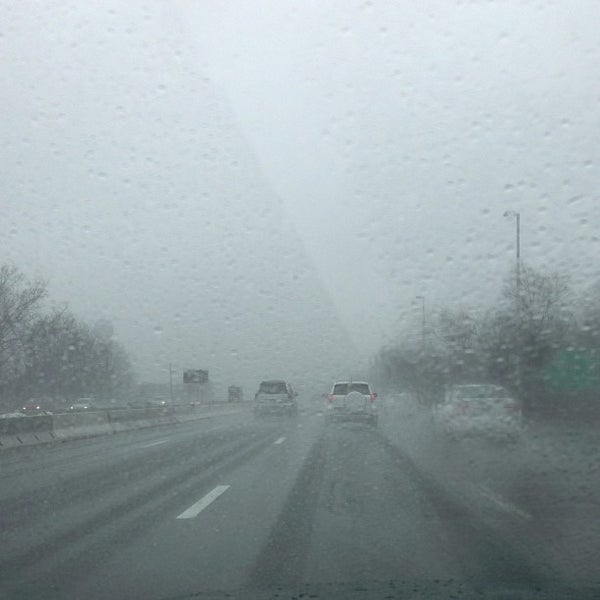 Photo taken at Garden State Parkway -- Saddlebrook by Davonna G. on 2/23/2013
