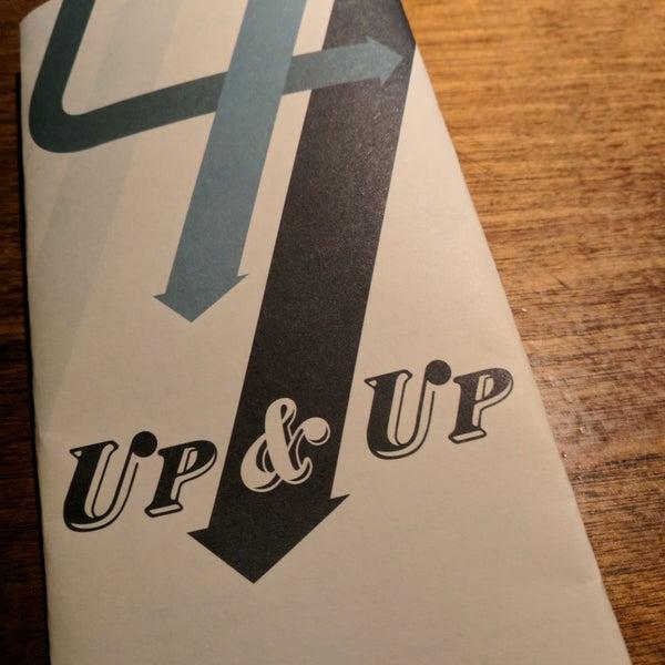 Foto tirada no(a) The Up & Up por jbrotherlove em 8/22/2017
