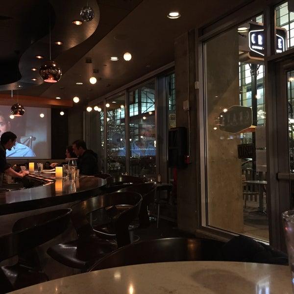 Photo taken at Crave Dessert Bar & Lounge by Joyce G. on 1/24/2015