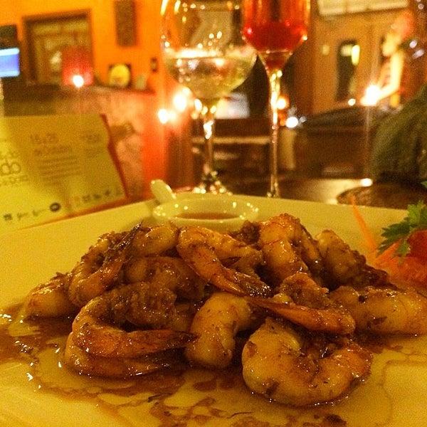 Foto tirada no(a) Restaurante Tigre Asiático por Graziela A. em 10/25/2014