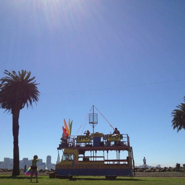 Photo taken at Treasure Island by Alex Y. on 9/8/2013
