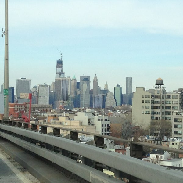 Photo taken at Hamilton Avenue Bridge by ANDREW on 2/2/2013