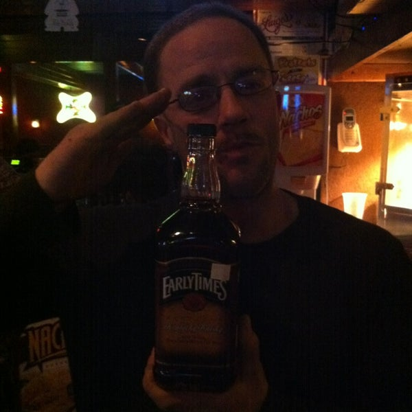 Photo taken at Peabody's Ale House by Leif R. on 1/25/2013