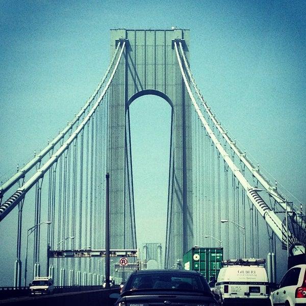Brooklyn Staten Island Car: Verrazano-Narrows Bridge