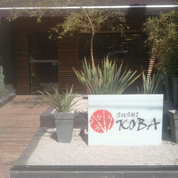 Foto tirada no(a) Sushi Koba por Chef Cássio H. em 5/4/2013