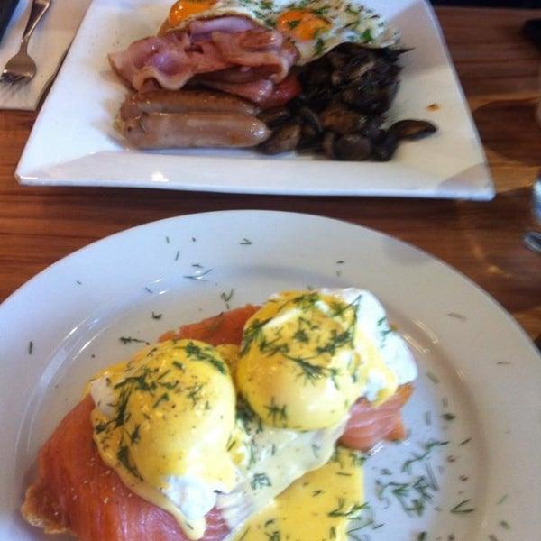 Photo taken at My Café by Derek H. on 3/29/2014