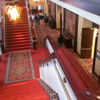 Photo taken at The Worthington Renaissance Fort Worth Hotel by Lance N. on 1/29/2013