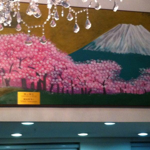 Foto tirada no(a) Matsubara Hotel por Tina O. em 5/27/2013