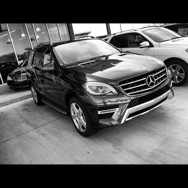 Photo Taken At Mercedes Benz Of Northwest Arkansas By Jair A. On 7/
