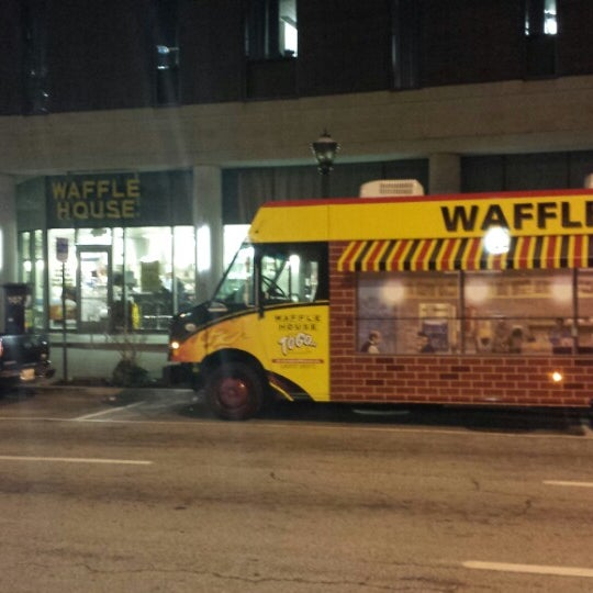 Photo taken at Waffle House by Josh M. on 3/20/2014