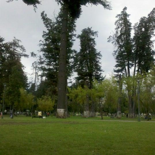 Foto tomada en Parque El Ejido por Fatima G. el 11/3/2012