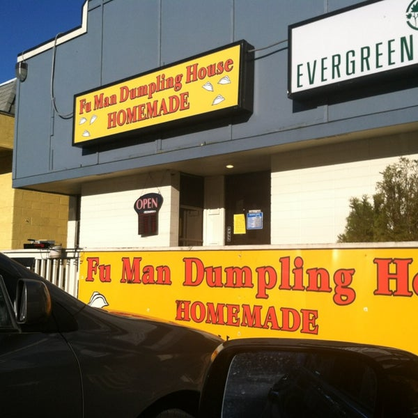 fu man dumpling house bitter lake seattle wa