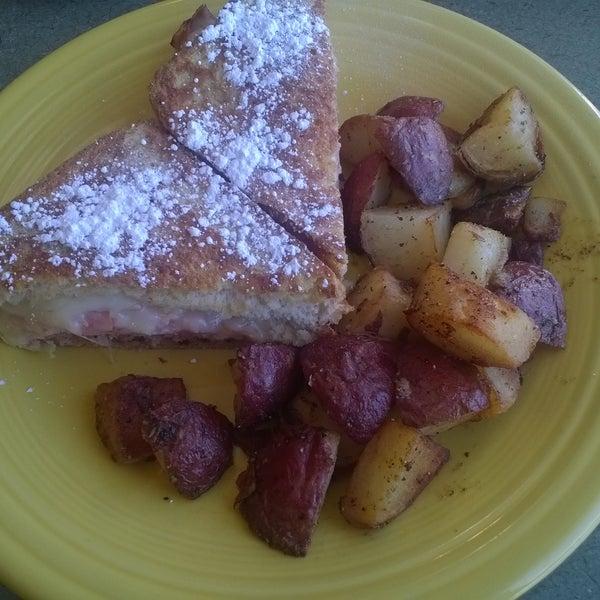 Monte Cristo deliciousness. :)