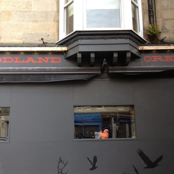 Woodland Creatures - Pilrig - 260-262 Leith Walk