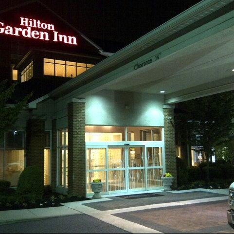 Photo Taken At Hilton Garden Inn By BiOwBi On 5/18/2013