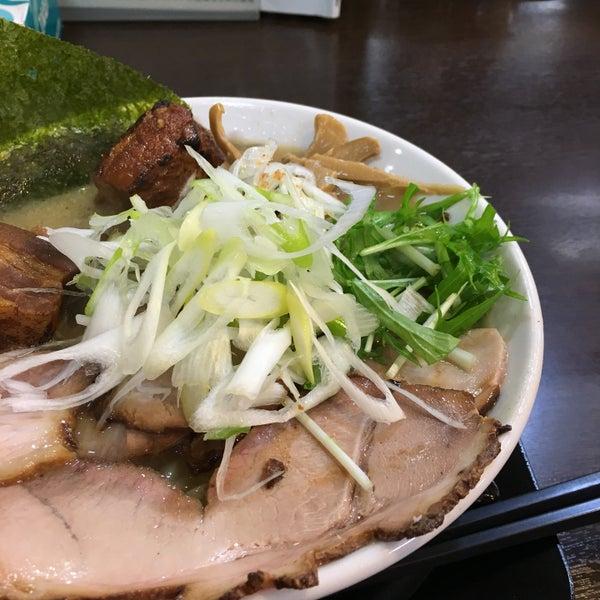 Photo taken at 手打ち麺処 暁天 by key8low on 11/20/2016