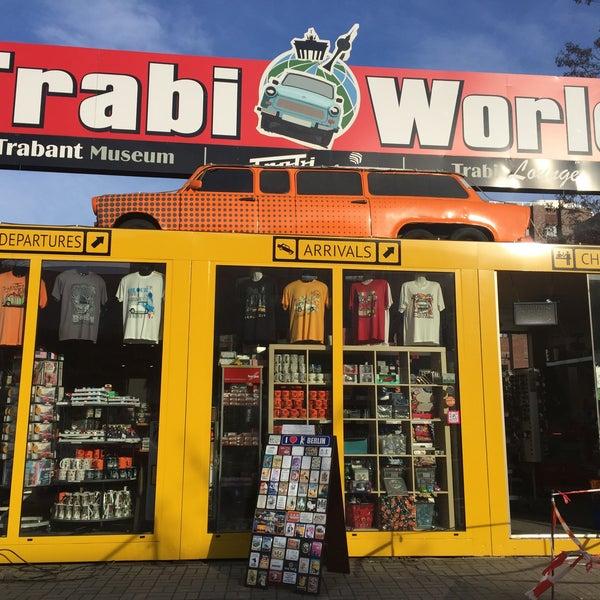 Das Foto wurde bei Trabi-Safari / Trabi-World von David F. am 2/7/2016 aufgenommen