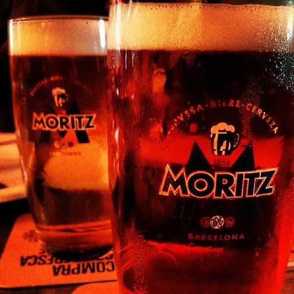 Foto tomada en Fàbrica Moritz Barcelona por Timi G. el 6/9/2013