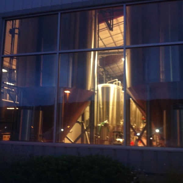 Photo taken at Ithaca Beer Co. Taproom by Melissa on 7/29/2013