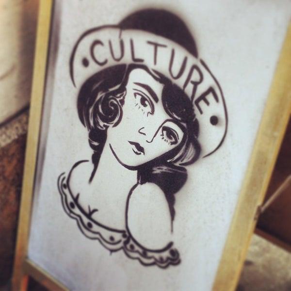 Das Foto wurde bei Culture Espresso von Eugene T. am 4/24/2013 aufgenommen