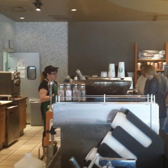 Photo taken at Starbucks by Ryan L. on 4/1/2015